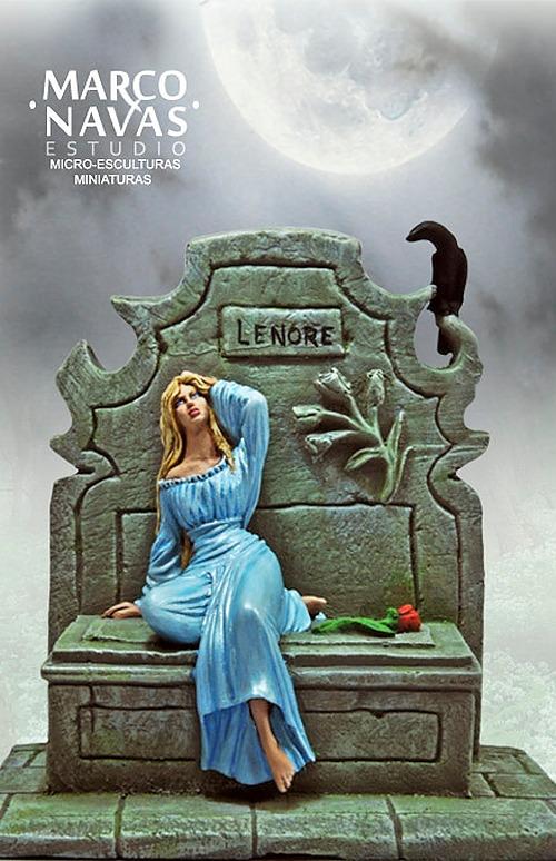Lenore :Edgar Allan Poe