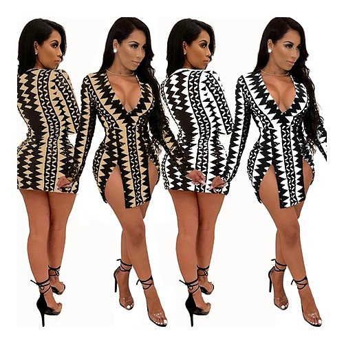 Take me to the club midi dress