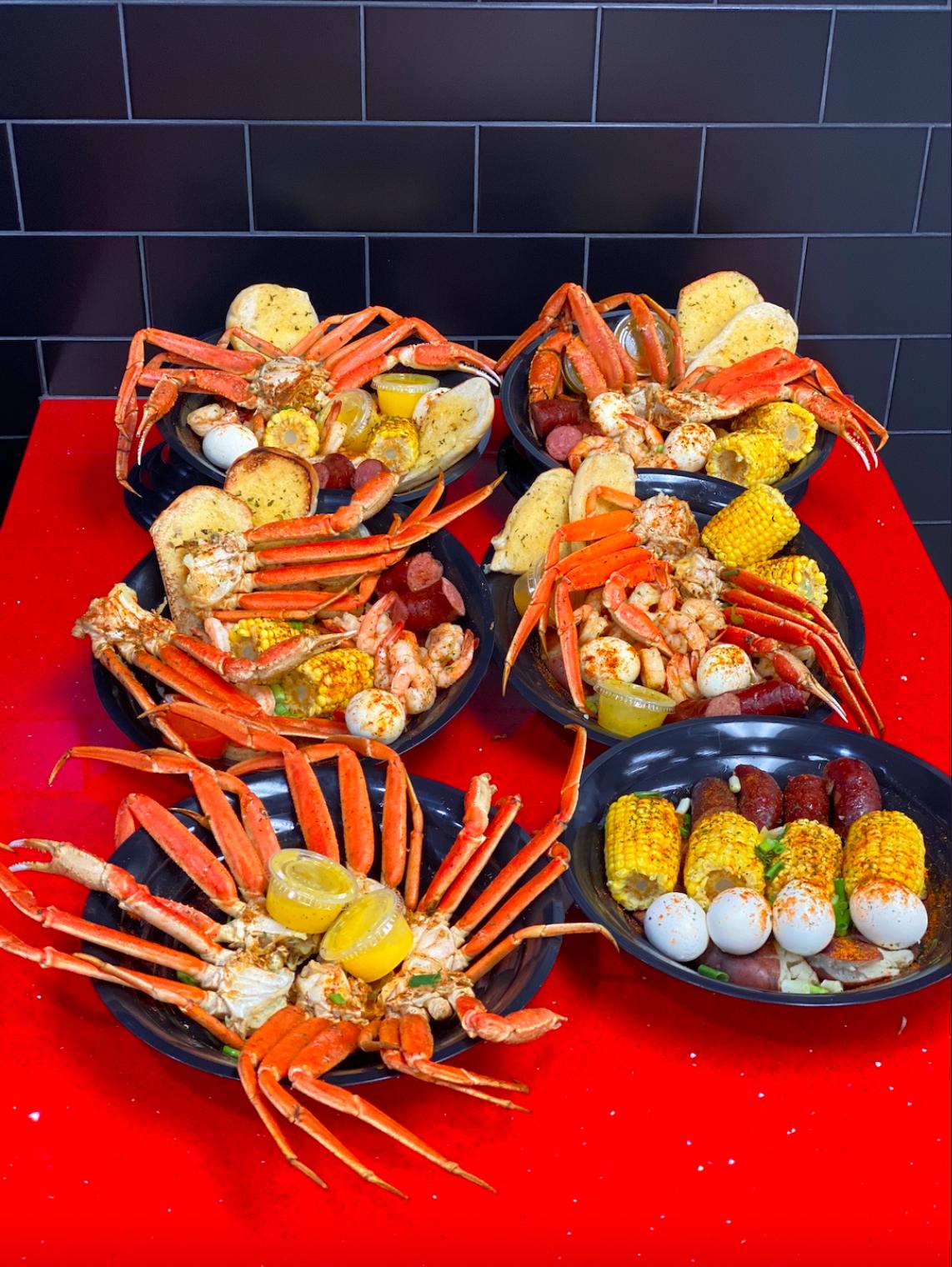 Krabby Daddy's Seafood Eatery - Farmington
