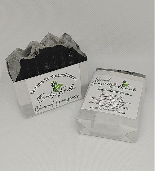 Charcoal Lemongrass