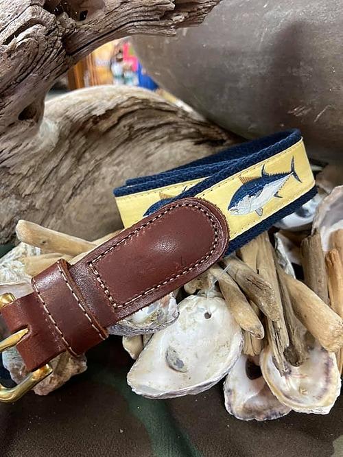 Ribbon Tuna Fish Belt