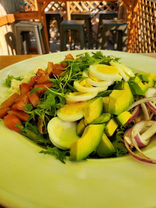 Kauai Tiki Cobb Salad $14
