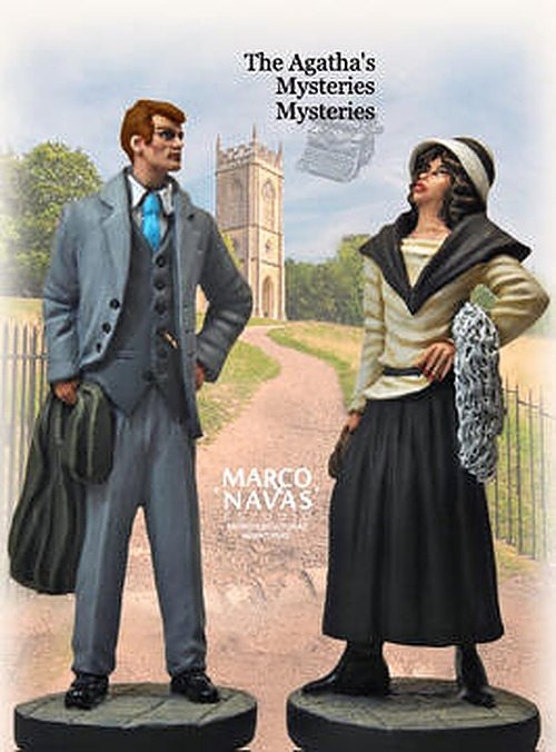 Agatha Mysteries  Collection