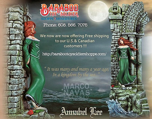 Annabel Lee, Edgar Allan Poe