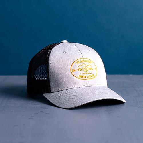 Heart-Headed Cap