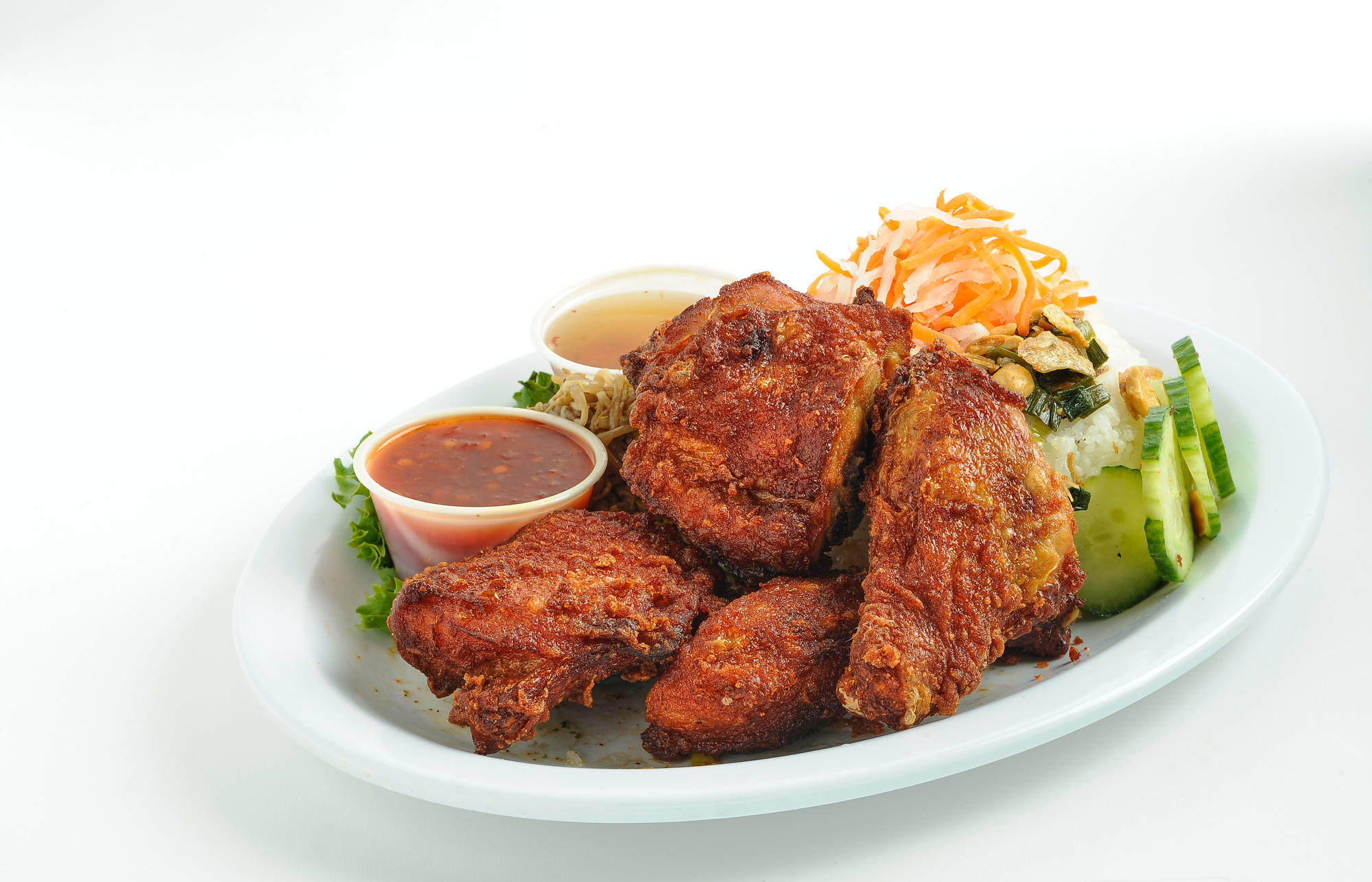 Bamboo Bear Crispy Chicken