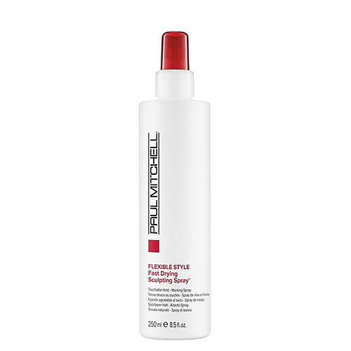 Flexible style fast drying sculpting spray 8.5oz