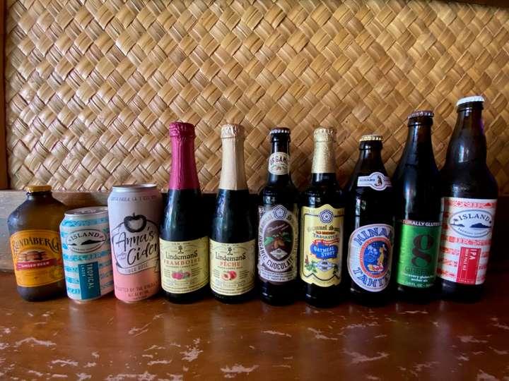 Beer & Wine $8-$11