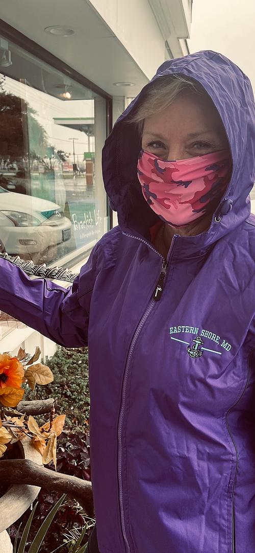 Purple Raincoat