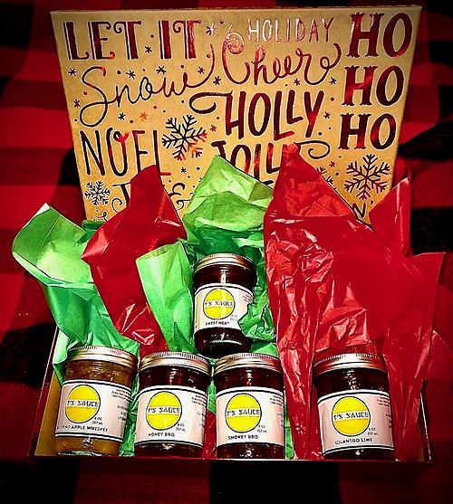T's Sauce MIld Gift Pack