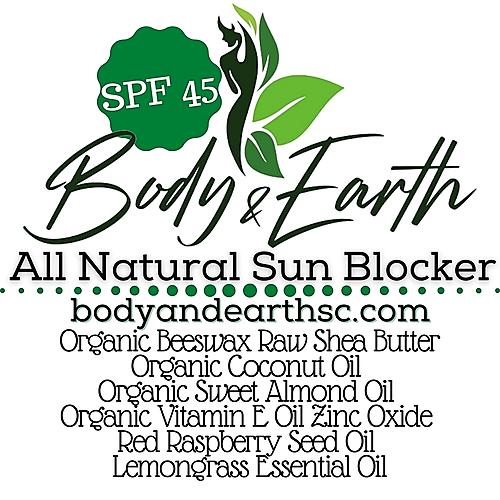 B&E All Natural Sun Blocker
