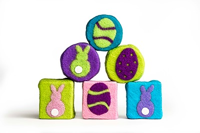 Felted Seasonal Soaps