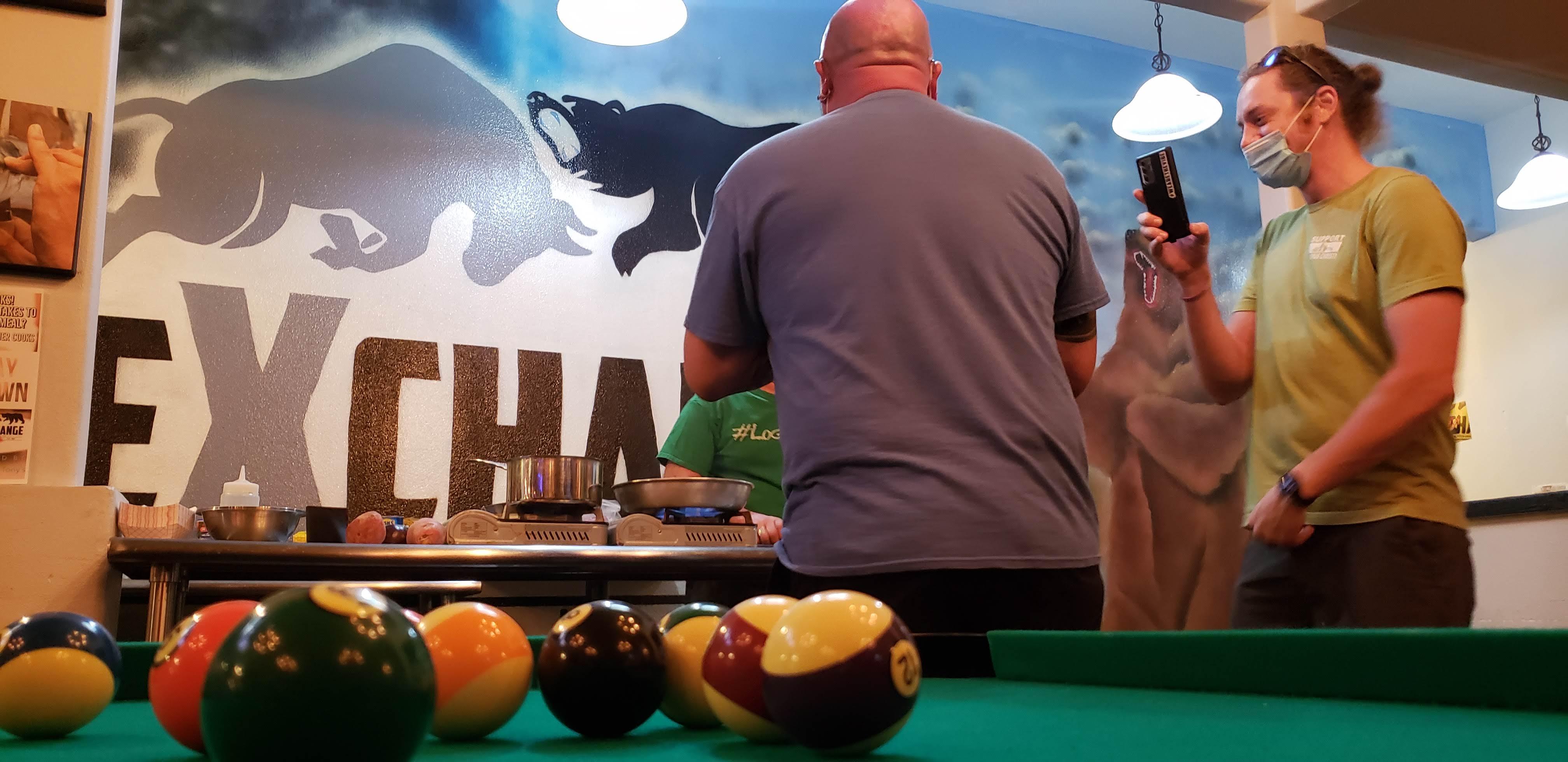 Thursday Throwdown:           A Look Inside Corpus Christi's Very Own Food Competition
