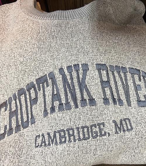 Choptank River (SweetShirt)