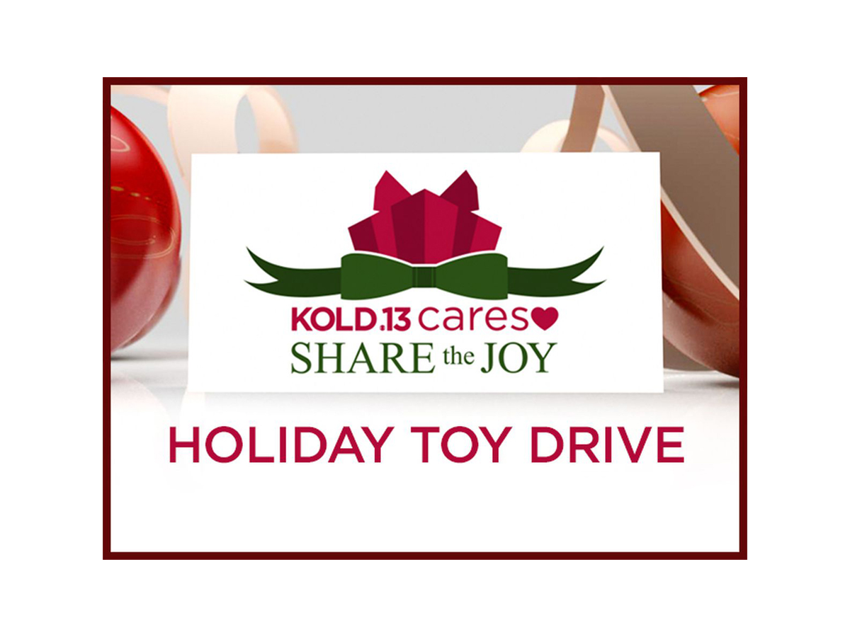 Share the Joy Drive with KOLD13