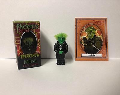 Horror Host Miniature