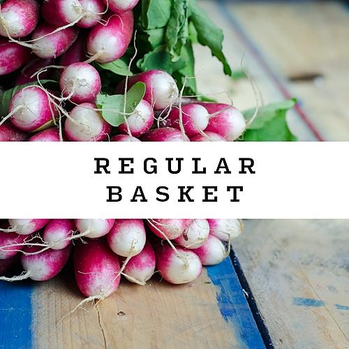 Regular Basket (with eggs)
