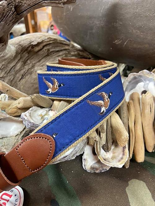 Ribbon Geese Belt