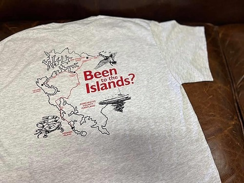 Been to the islands T-Shirt