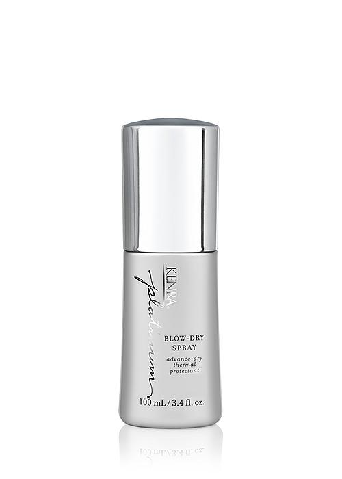 Platinum blow-dry spray 3.4oz