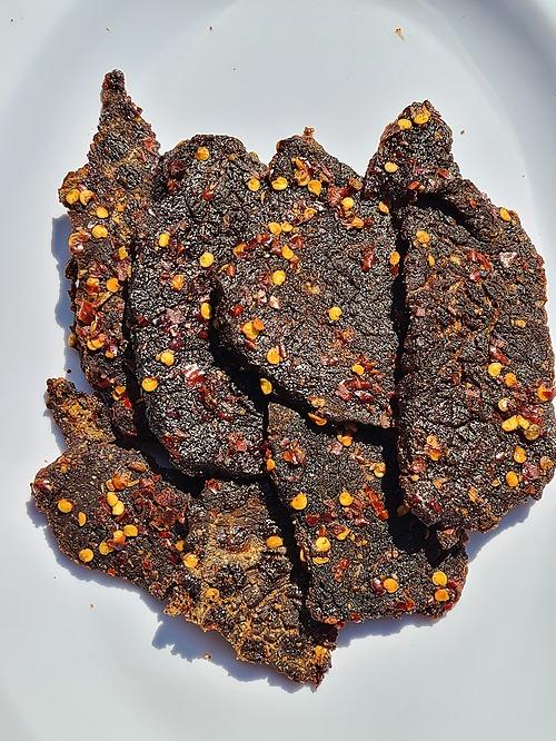 Meat n Heat, Black Pepper, Bear Breath