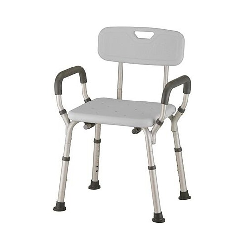 Bath Seat With Back And Arms In Retail Box