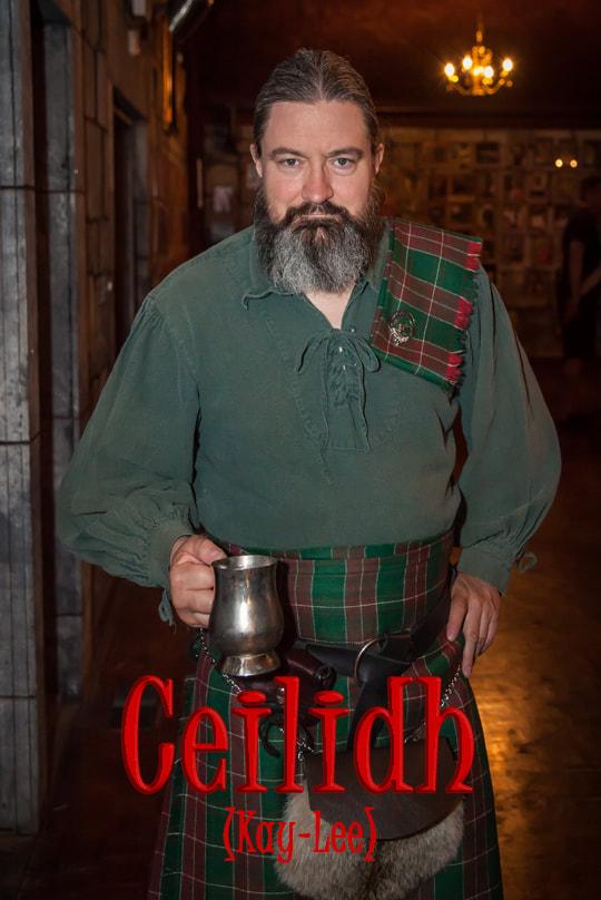 Ceilidh (Kay-Lee)