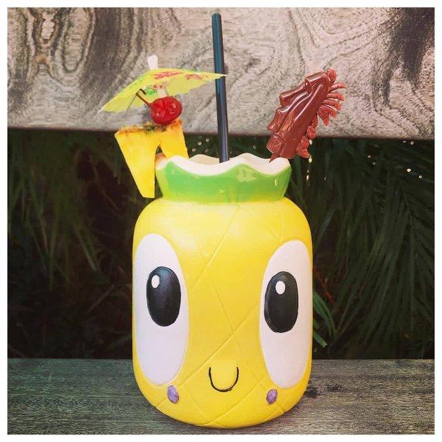 Ventiki Pineapple Mug $43
