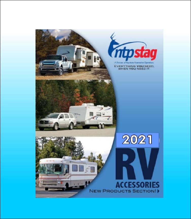 RV & Travel Trailer Accessory Catalog