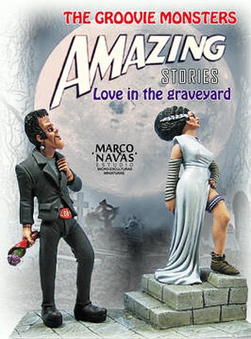 Love in the graveyard
