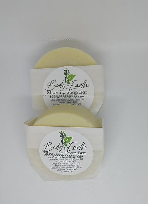 B&E Shave Soap Bar
