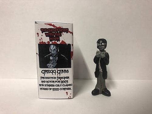 Dr.Wolfenstein Mini Figurine
